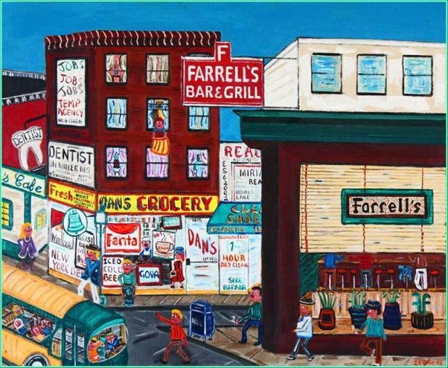 Farrels Bar and Grill