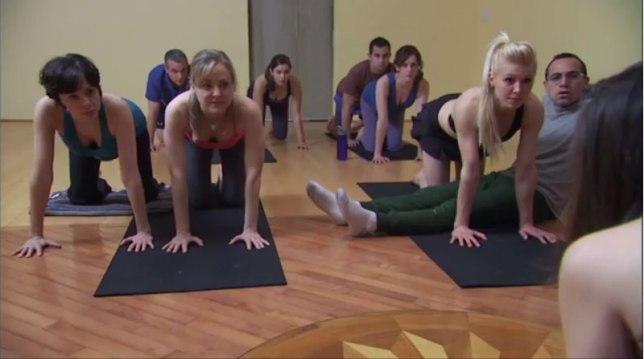 Yoga Sole